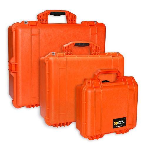 Valises Peli Couleur Orange
